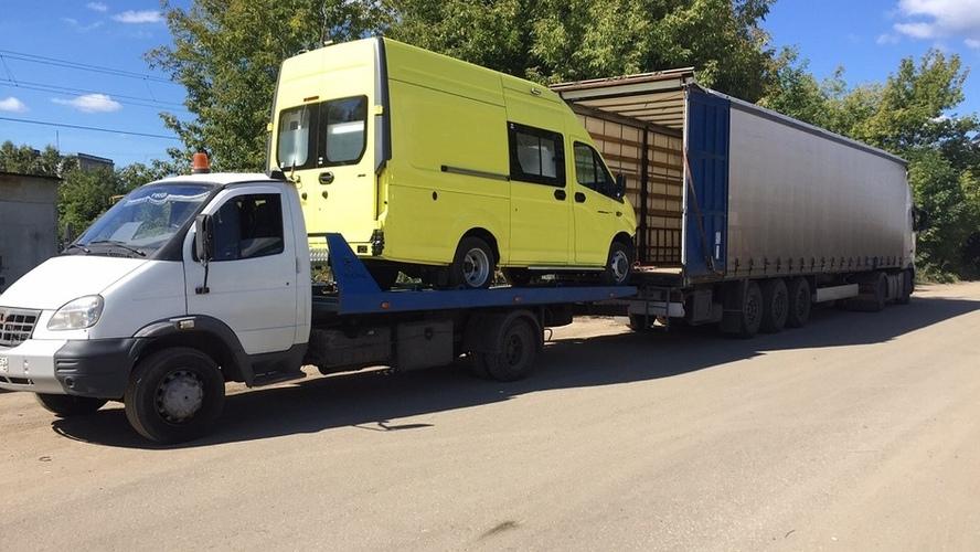 Самые большие грузовые эвакуаторы