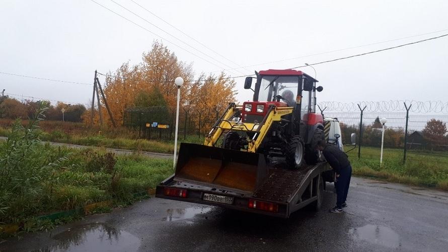 Эвакуаторы на дорогах Нижнего Новгорода