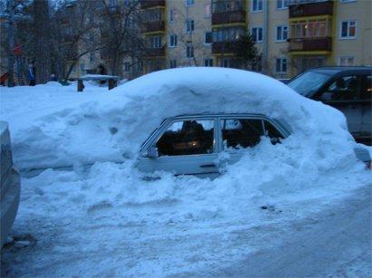 Такой автомобиль может попасть на эвакуатор